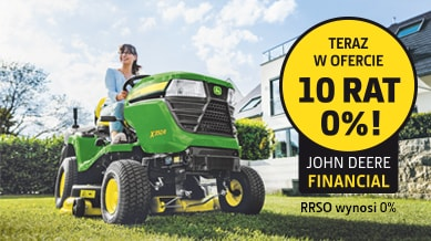 Program ratalny John Deere Financial