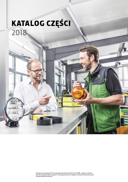 Katalog części JohnDeere 2018