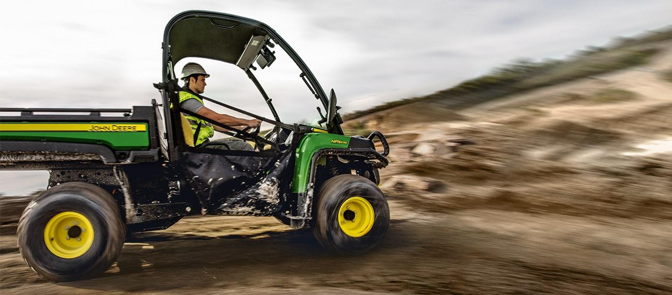 Robocze pojazdy użytkowe Gator